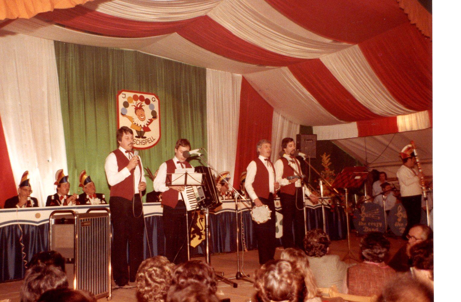 Kappensitzung 1981 - Bild 2
