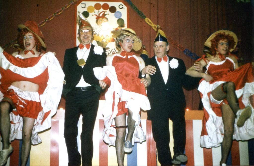 Chronik 1977 - Männerballett