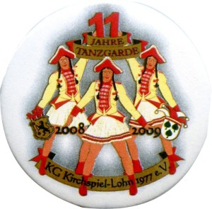 Button 2009 Tanzgarde
